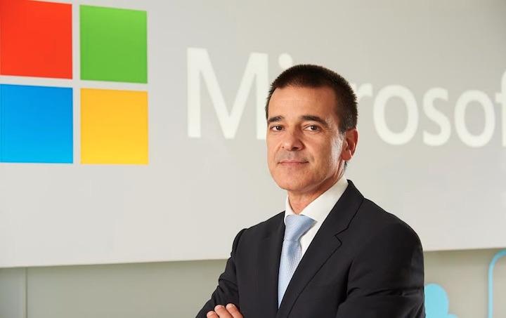 Vítor Rodrigues lidera divisão de grandes empresas naMicrosoft Portugal