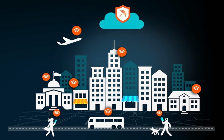 Soluções WiFi Outdoor profissionais TP-Link