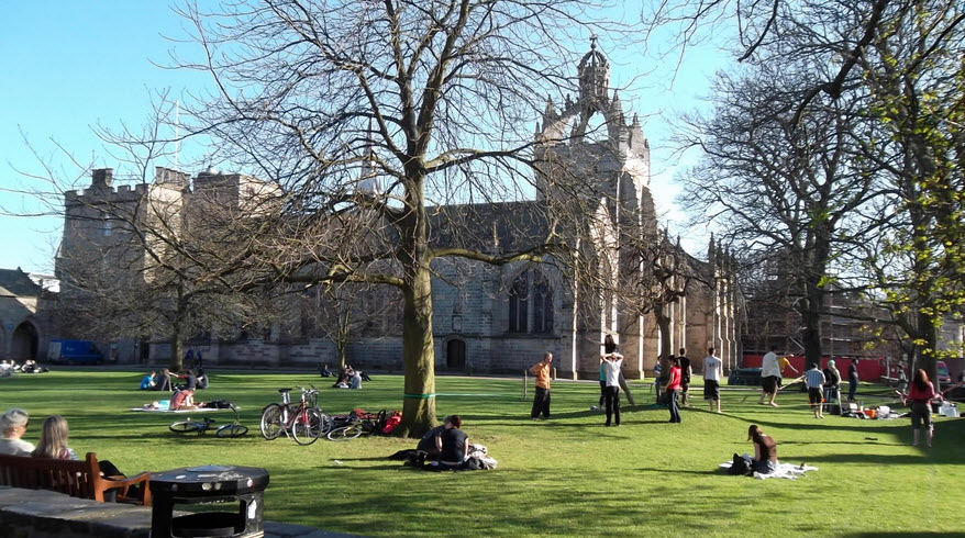 Universidade de Aberdeen moderniza gestão de dados com Commvault