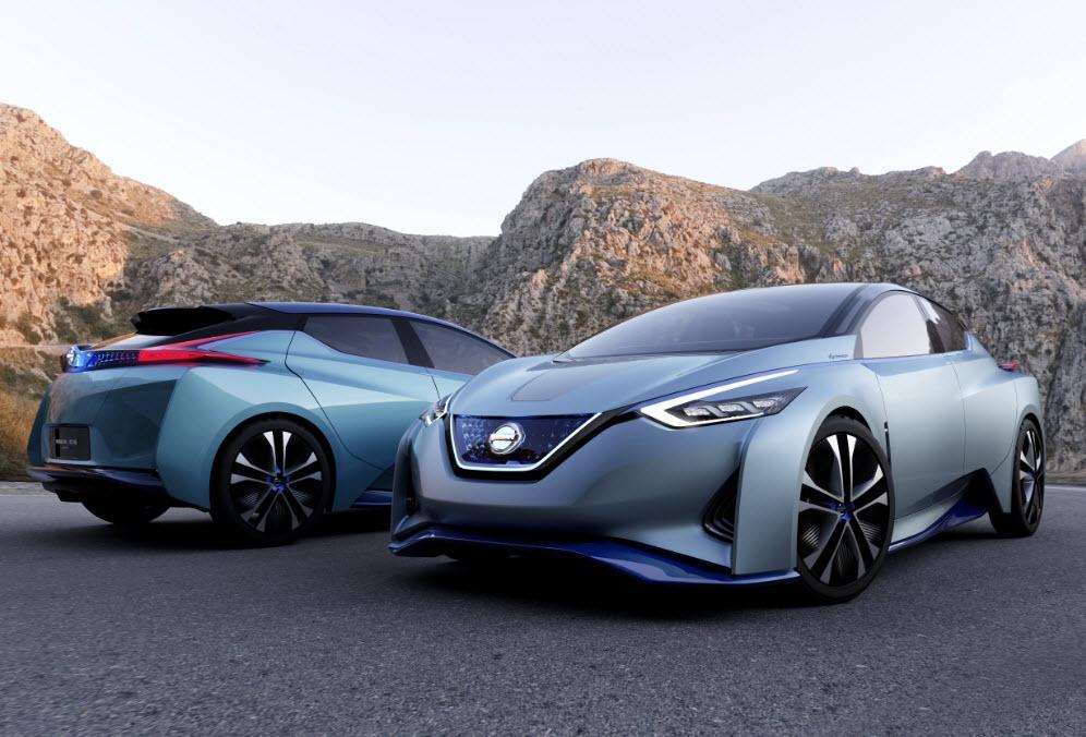 Nissan IDS, o futuro dos Veículos Eléctricos e da condução autónoma