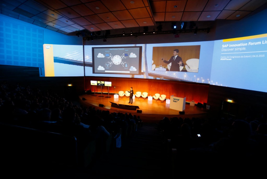 SAP anuncia duas novas soluções no SAP Innovation Forum