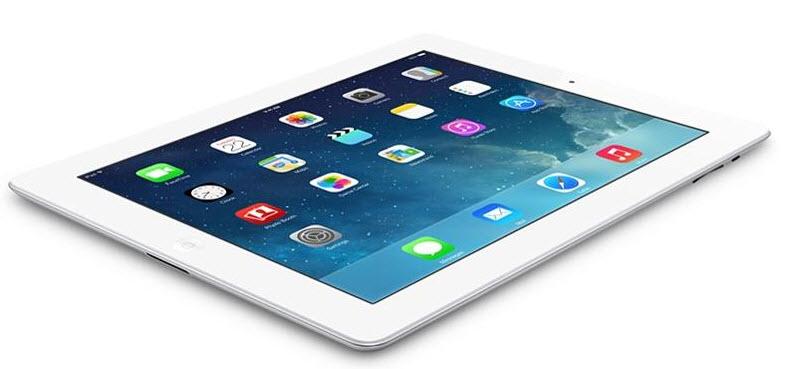Sabe qual a versão do iPad mais usada?