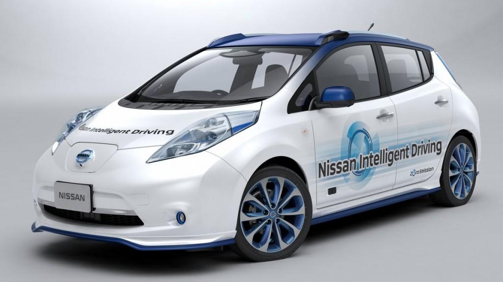 Nissan: Primeiro teste real com um veículo de condução autónoma
