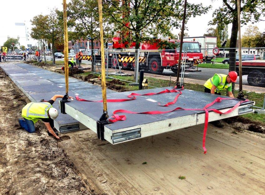 Holanda: Ciclovias geram eletricidade