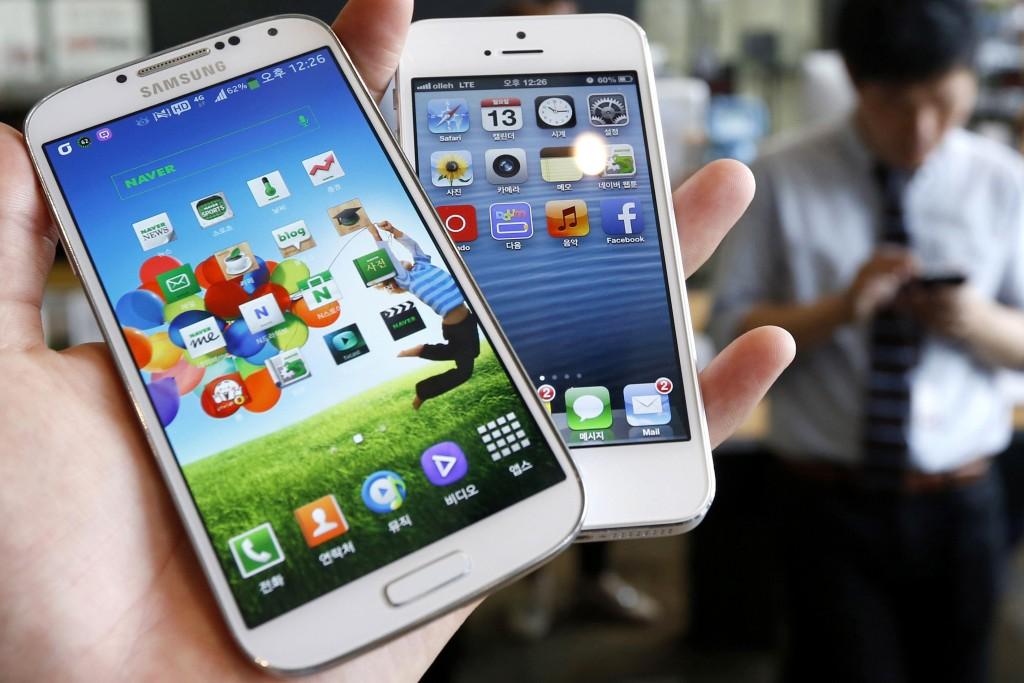 Tráfego móvel em Portugal: Apple continua à frente da Samsung