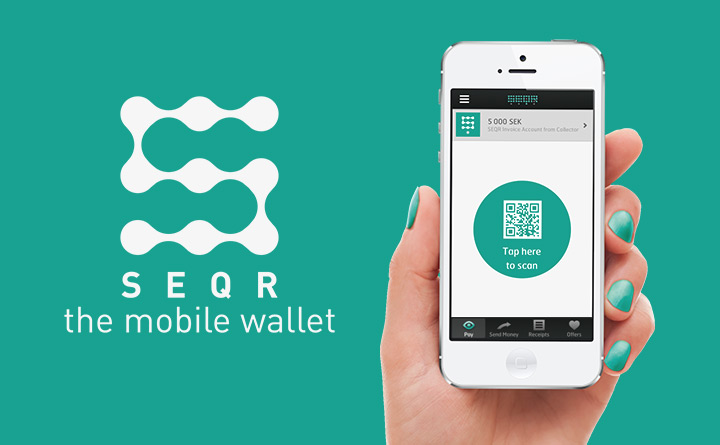 SEQR lança sistema gratuito de transferências bancárias