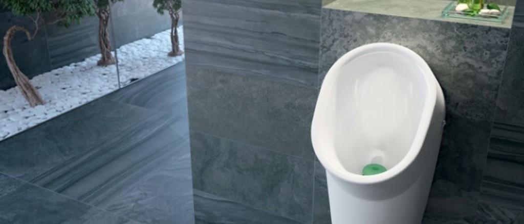 Um Urinol que não precisa de água? Sim, existe e é português