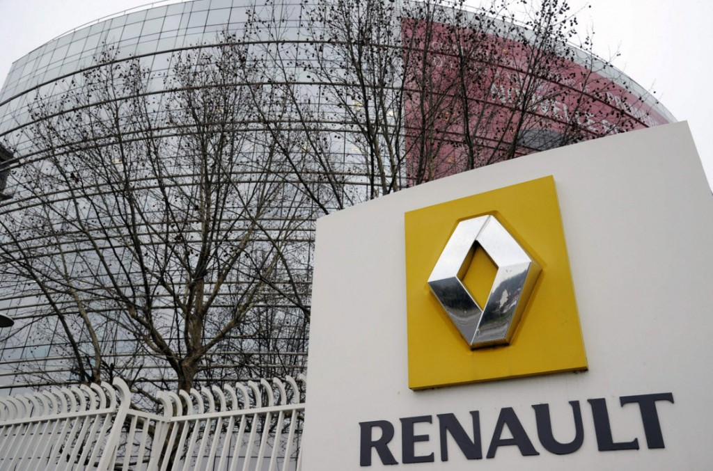 Renault reage à investigação por suspeita de manipulação de emissões