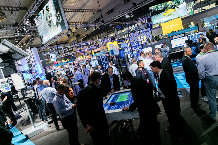 Ericsson - MWC16 - overview