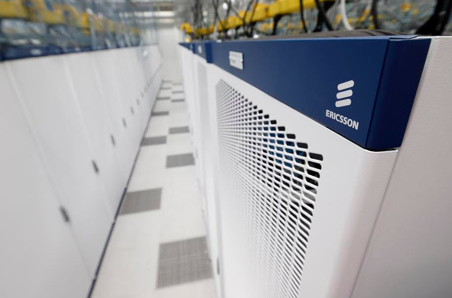 Ericsson abre Centro TIC de 20 mil metros quadrados na Suécia