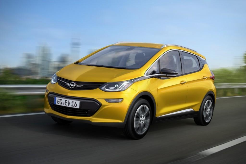 Ampera-e – O novo modelo eléctrico da Opel
