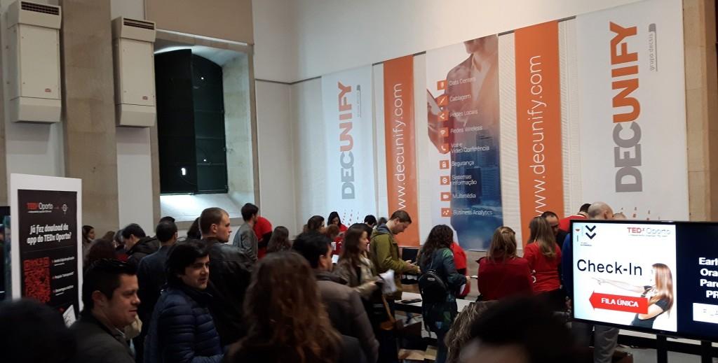 DECUNIFY marcou presença no TEDxOporto'16