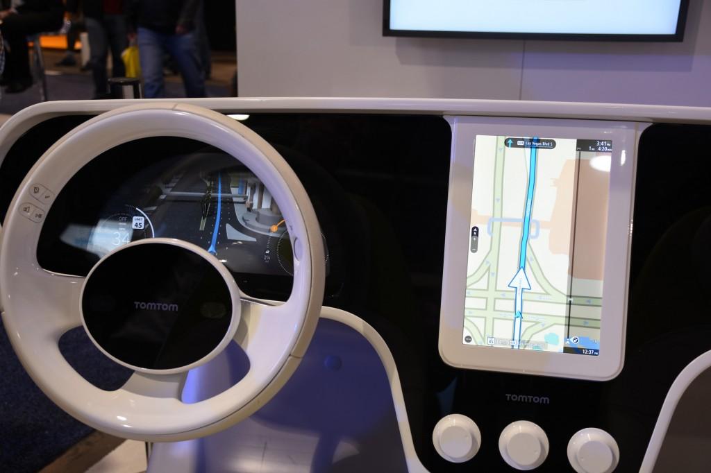 Carros automatizados: TomTom e Presidência da União Europeia em colaboração