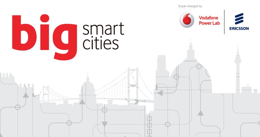 Quer habilitar-se a ganhar 10 mil euros? Conheça o BIG smart cities