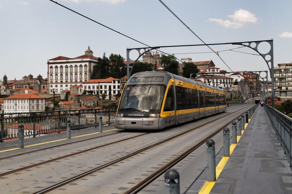 ISQ avalia toda a rede de carris do Metro do Porto