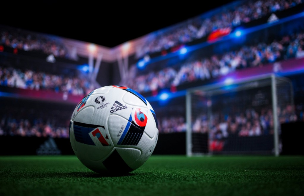 EURO 2016 em 4K transmitido na televisão da Vodafone