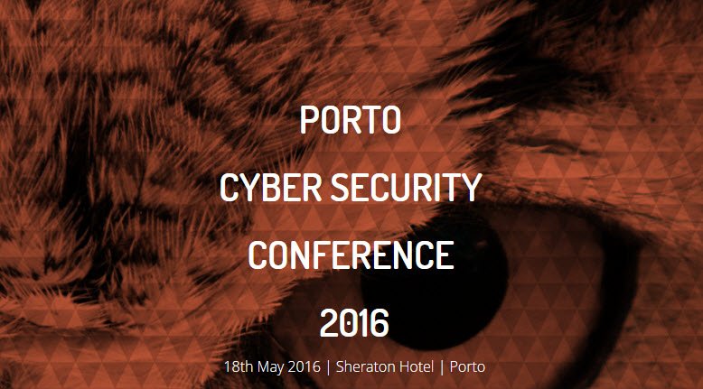 Porto Cybersecurity Conference 2016