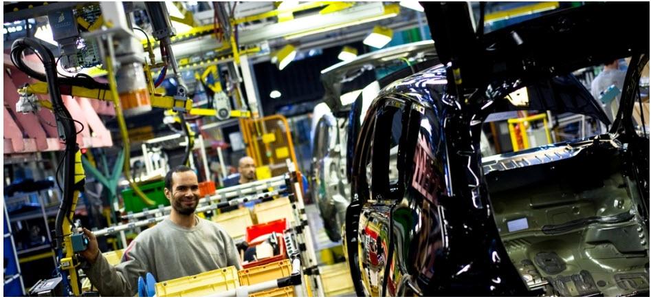 Portugueses desenvolvem robô para revolucionar indústria automóvel