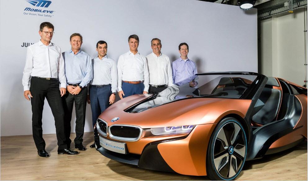 BWM: Carros autónomos chegam em 2021