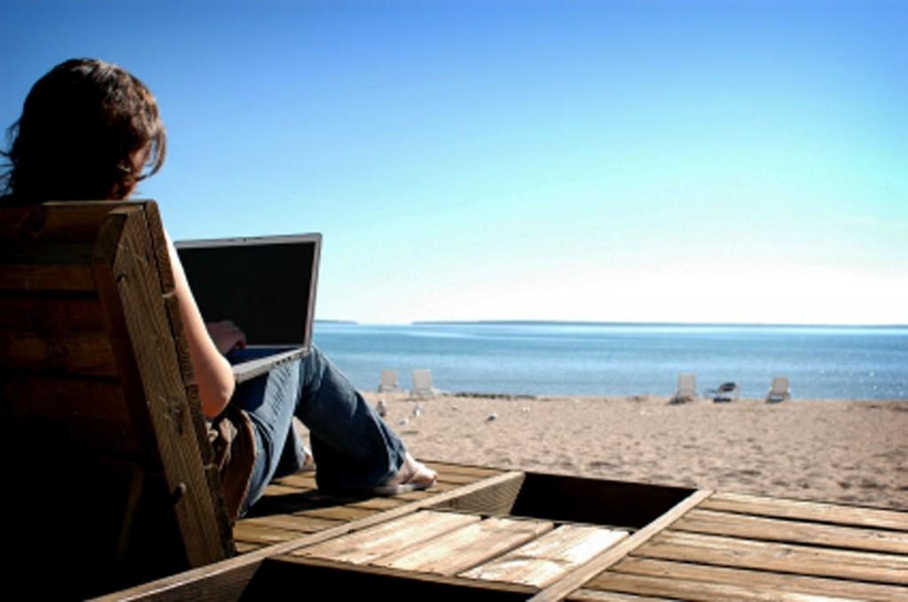 Kanguru: Internet sem limites durante o verão