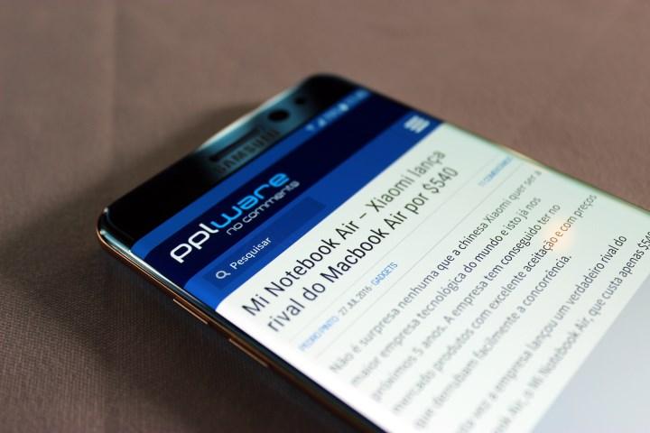 NOS: Samsung Galaxy Note7 em pré-compra por €879,99