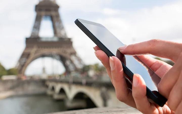 Tráfego de Internet em roaming aumenta quase o dobro