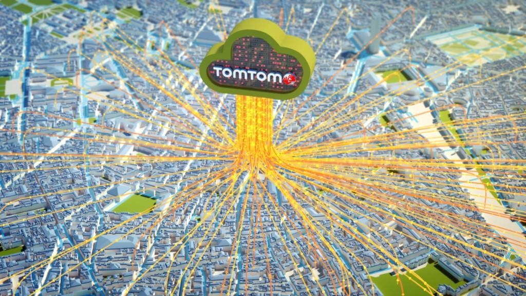 TomTom lança serviço de estacionamento na rua