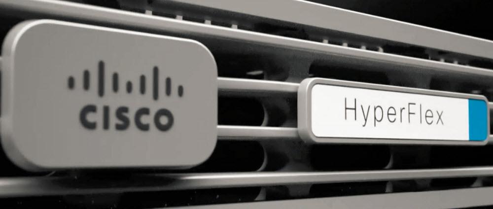 Cisco HyperFlex: A próxima geração de hiperconvergência