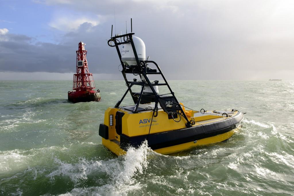 Projeto FLEXUS  – Veículos de superfície autónomos em desenvolvimento