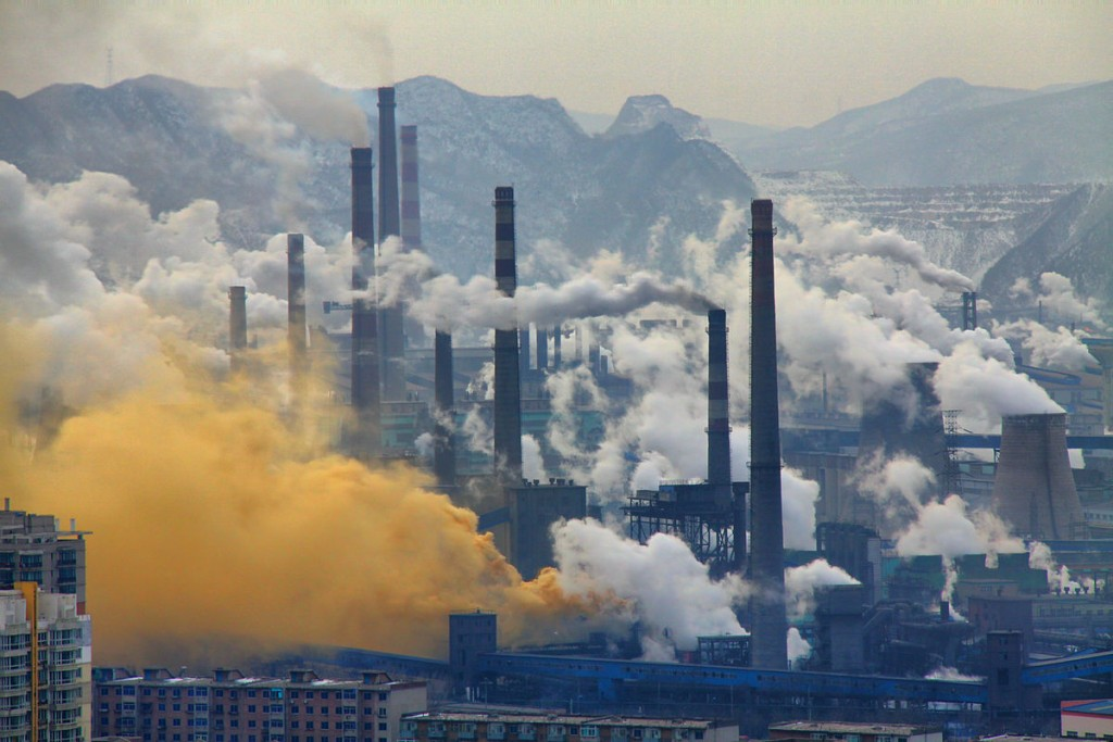 Emissões da produção de energia deverão crescer 30% até 2030