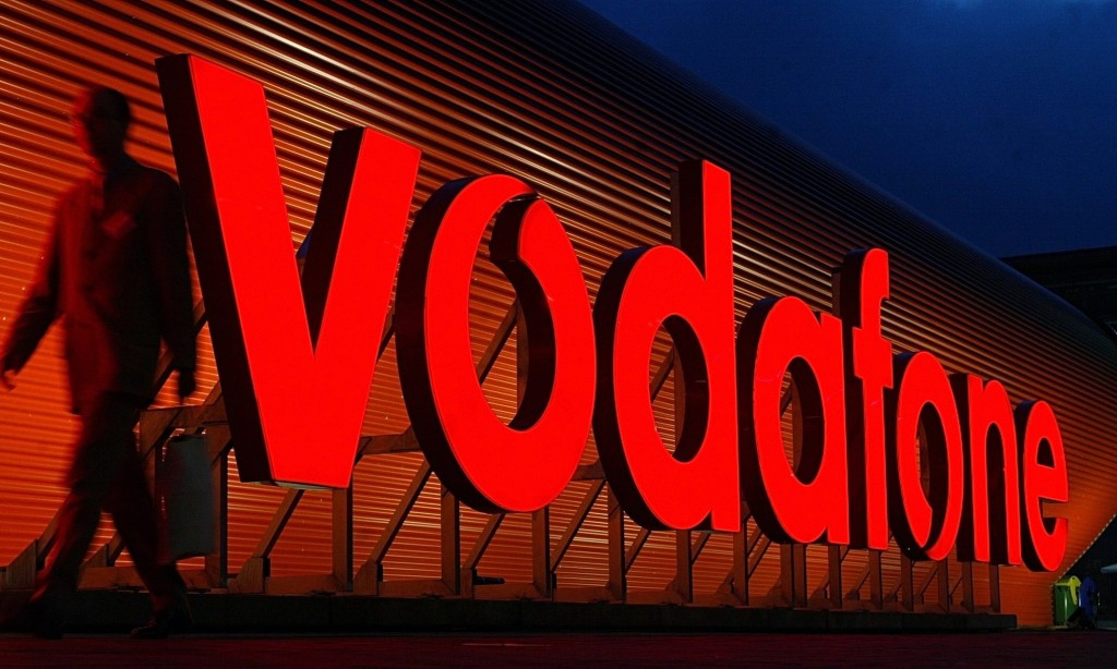 Receitas de Serviço da Vodafone Portugal crescem 2,2% YoY