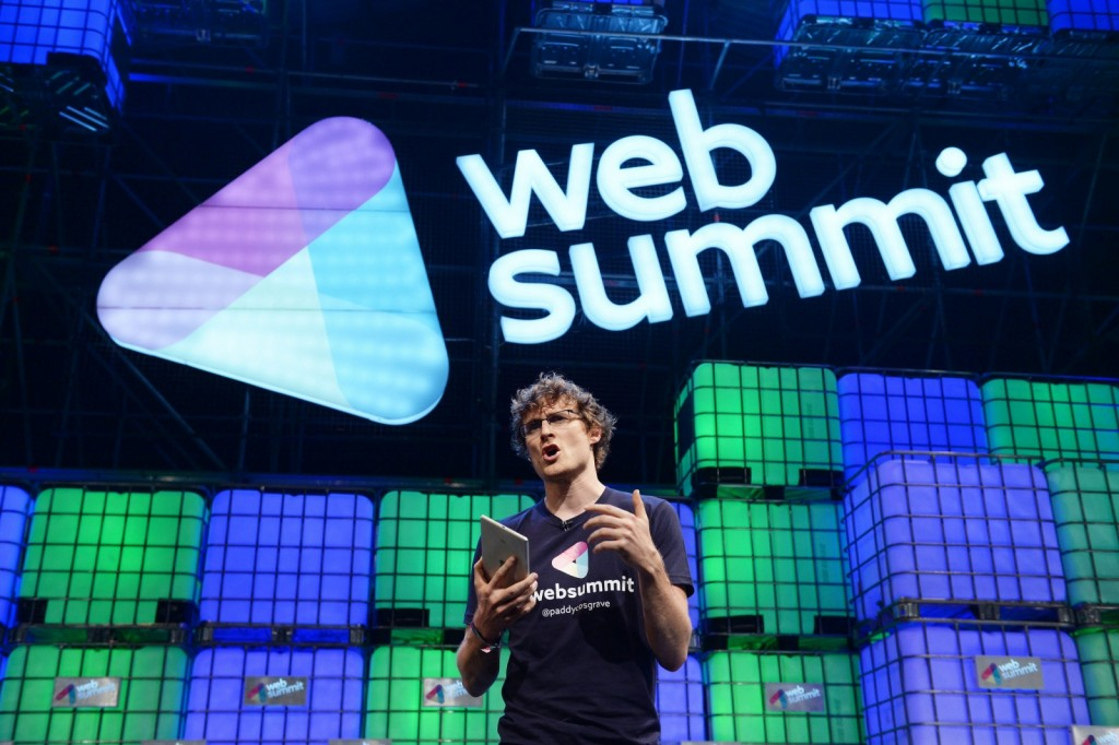 Web Summit:  47 mil referências nas redes sociais