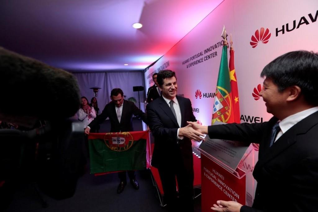 Portugal ganha Centro de Inovação Huawei