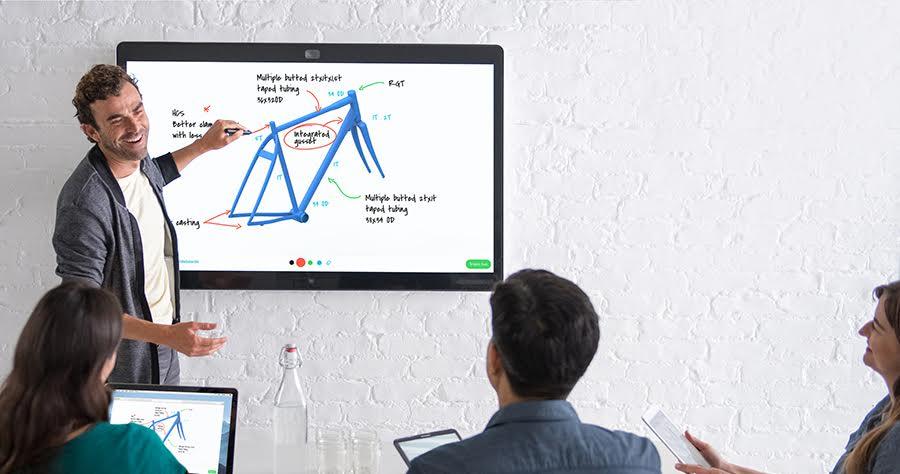 Cisco: Acabou-se o caos nas salas de reunião