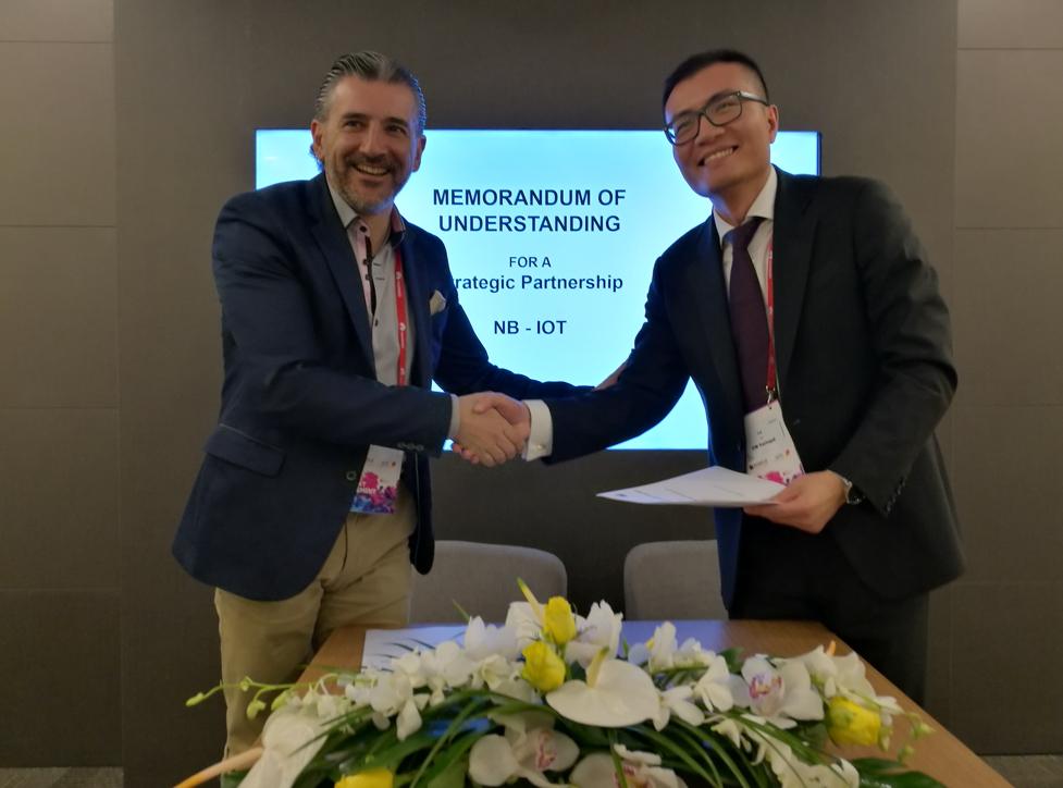 Grupo Altice e Huawei promovem Internet das Coisas