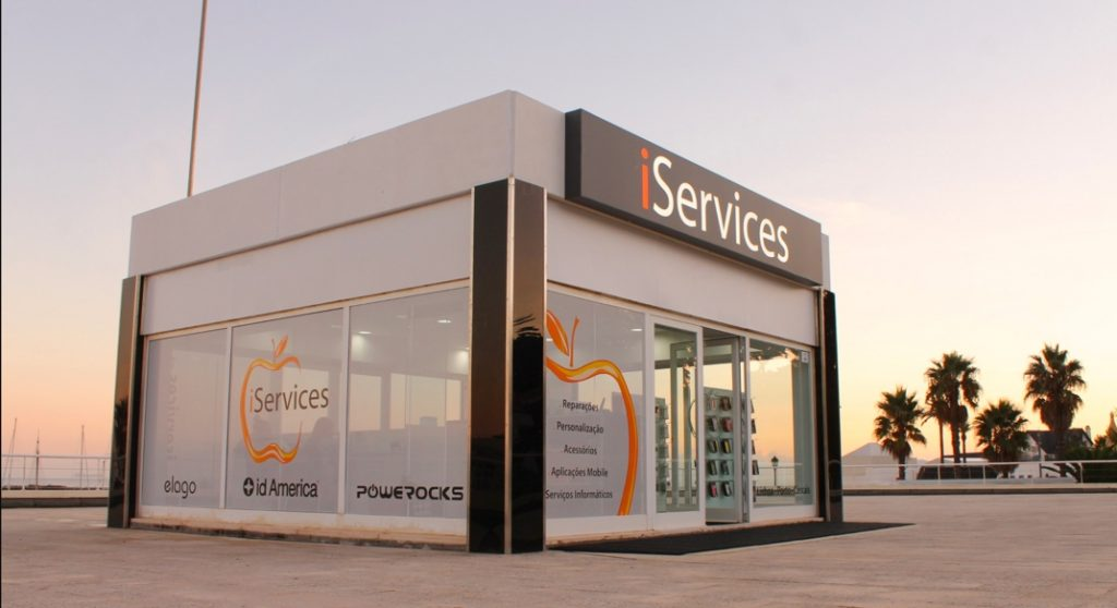 iServices duplica faturação e vai abrir loja no Fórum Almada