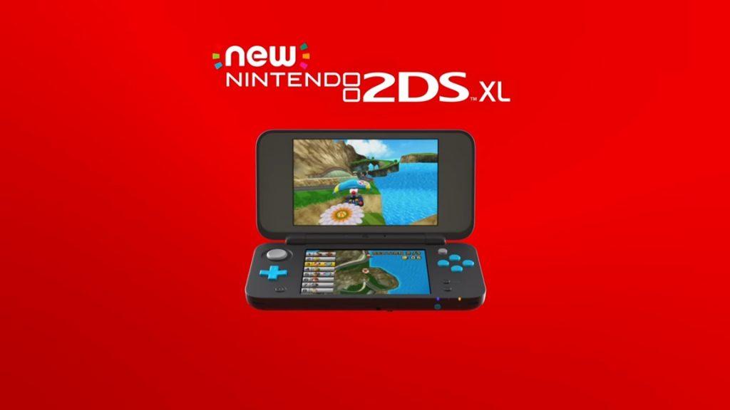 Consola New Nintendo 2DS XL chega a Portugal a 28 de Julho