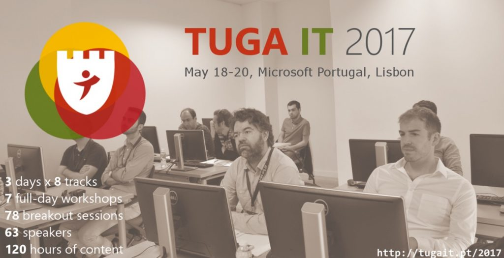 Tuga it Conference regressa a Portugal