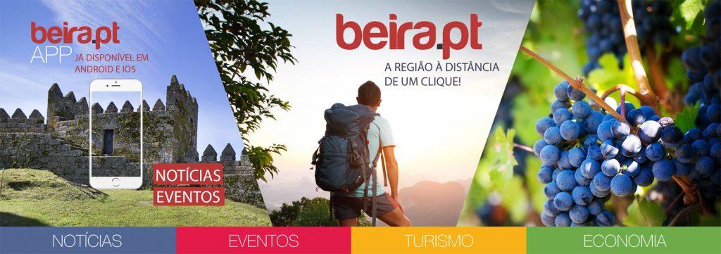 Beira.pt disponibiliza app para Android e iOS