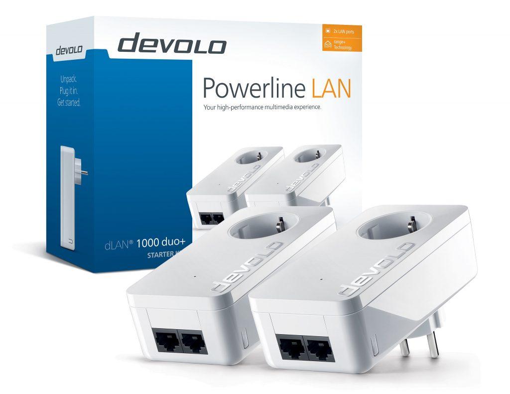 IFA 2017: Conheça o novo dLAN 1000 (Gigabit Powerline)