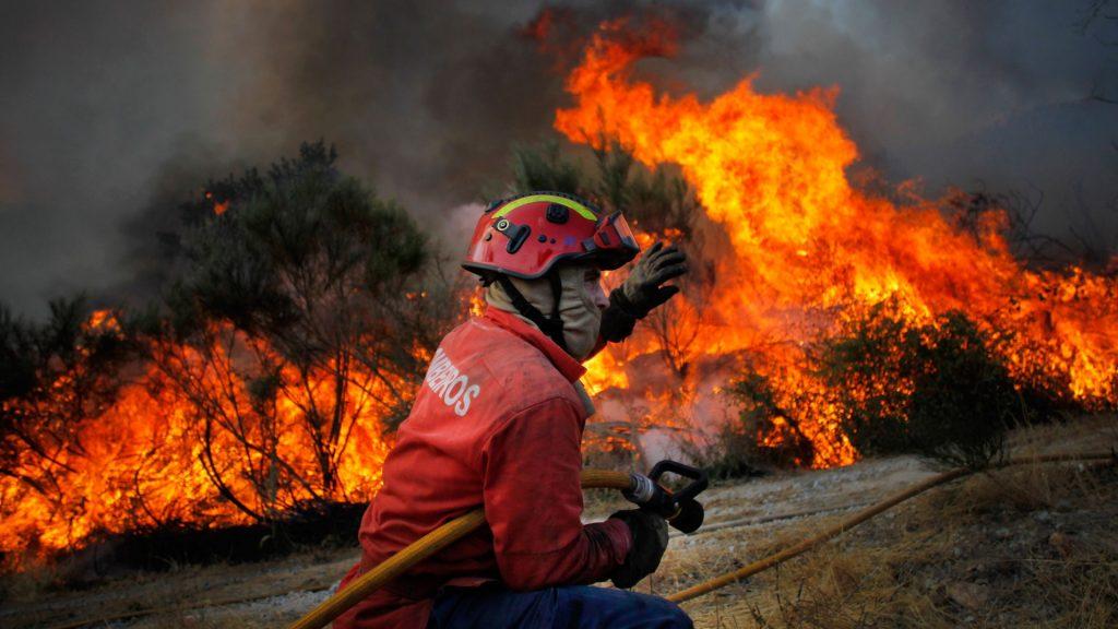 Incêndios florestais: Muita atenção à sua Saúde