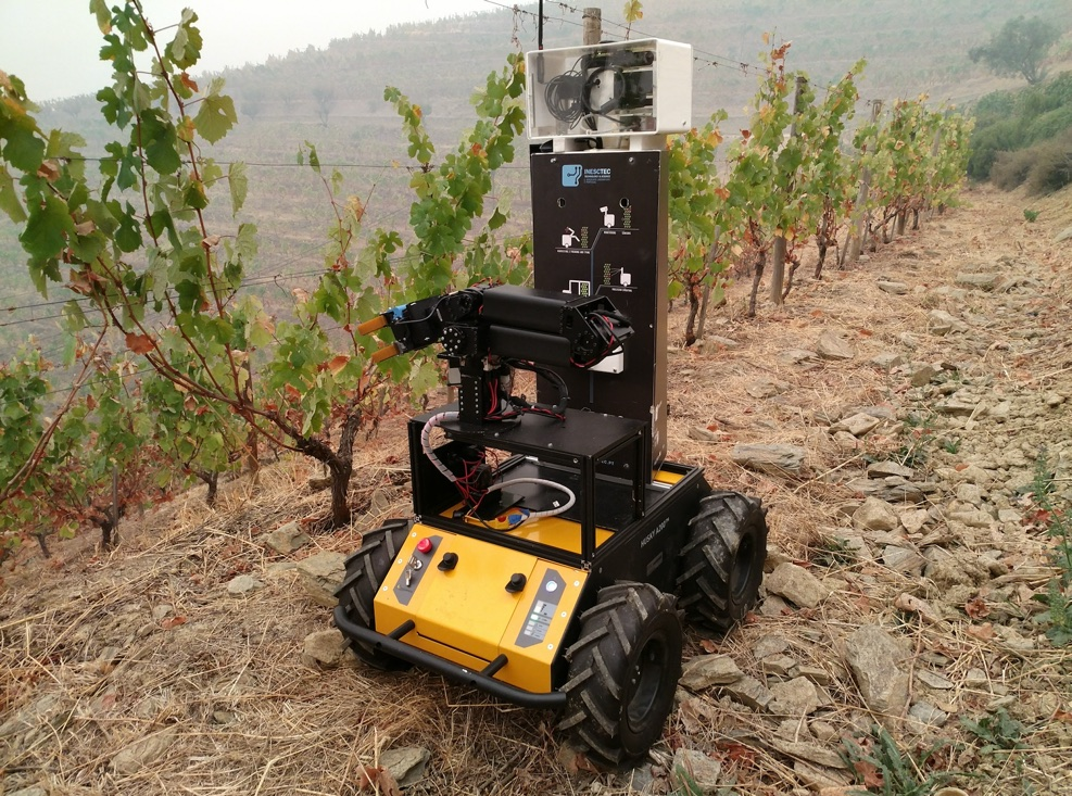 AgRob: Robótica para Agricultura e para a Floresta