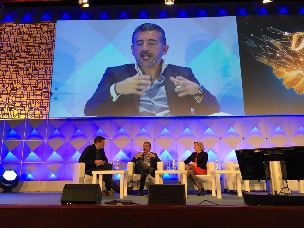 CEO e CTO da Altice Portugal oradores na FTTH