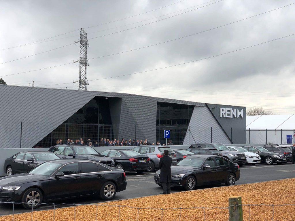 REN inaugura DataCenter na subestação de Riba de Ave