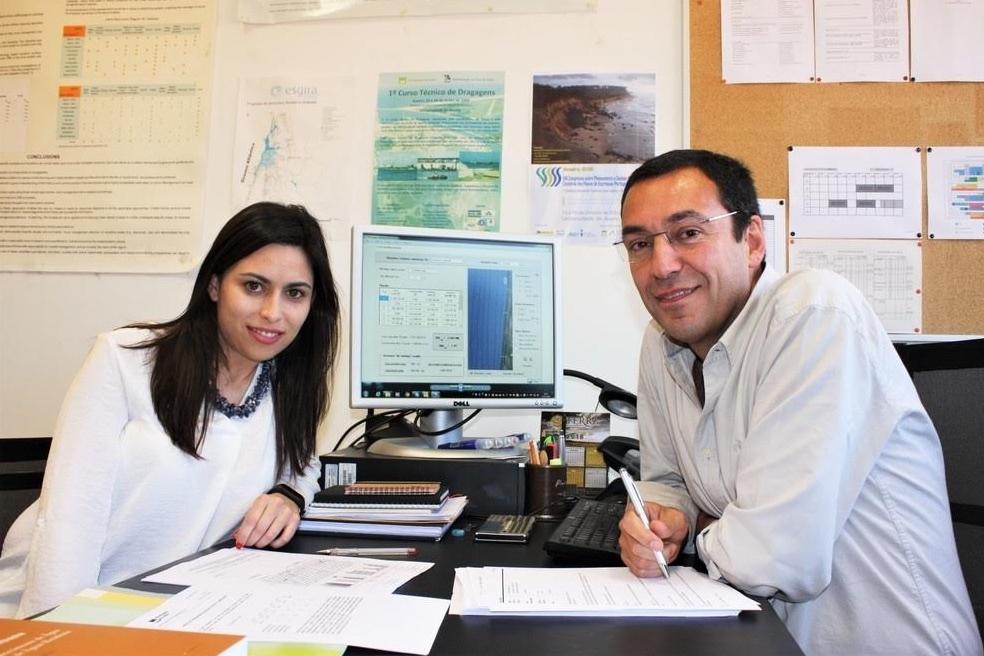 Universidade de Aveiro prevê avanço do mar e dá soluções para o deter