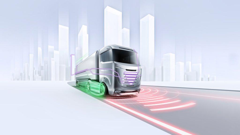 Bosch abre novos caminhos no transporte de carga