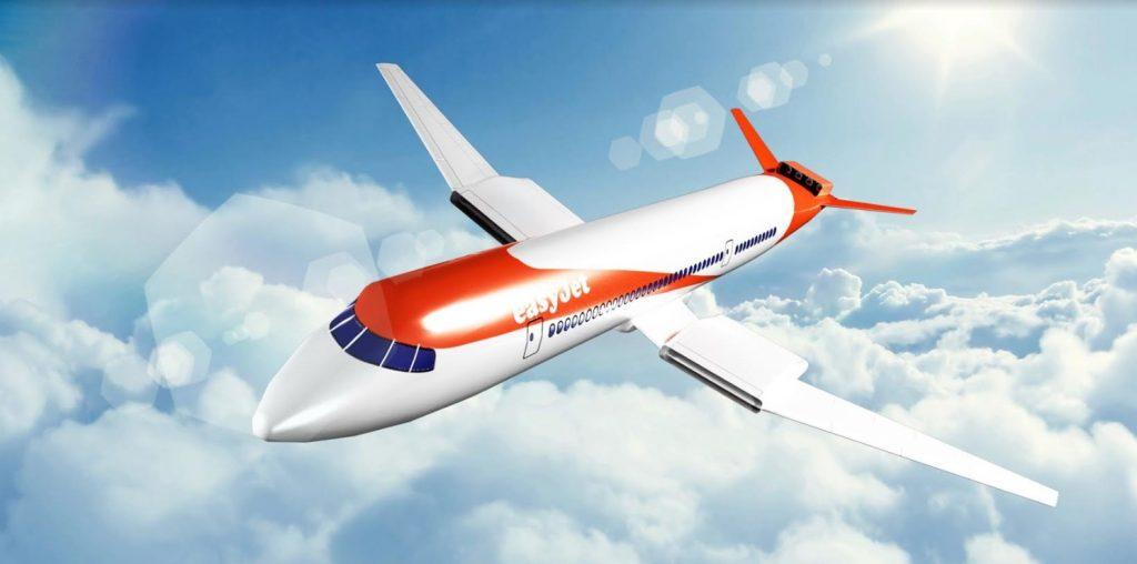 easyJet e Wright Electric preparam-se para apresentar novo avião elétrico