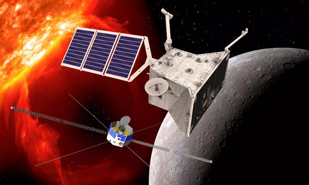"""É um produto com chancela """"Made in Portugal"""" a sonda que vai explorar o planeta Mercúrio"""