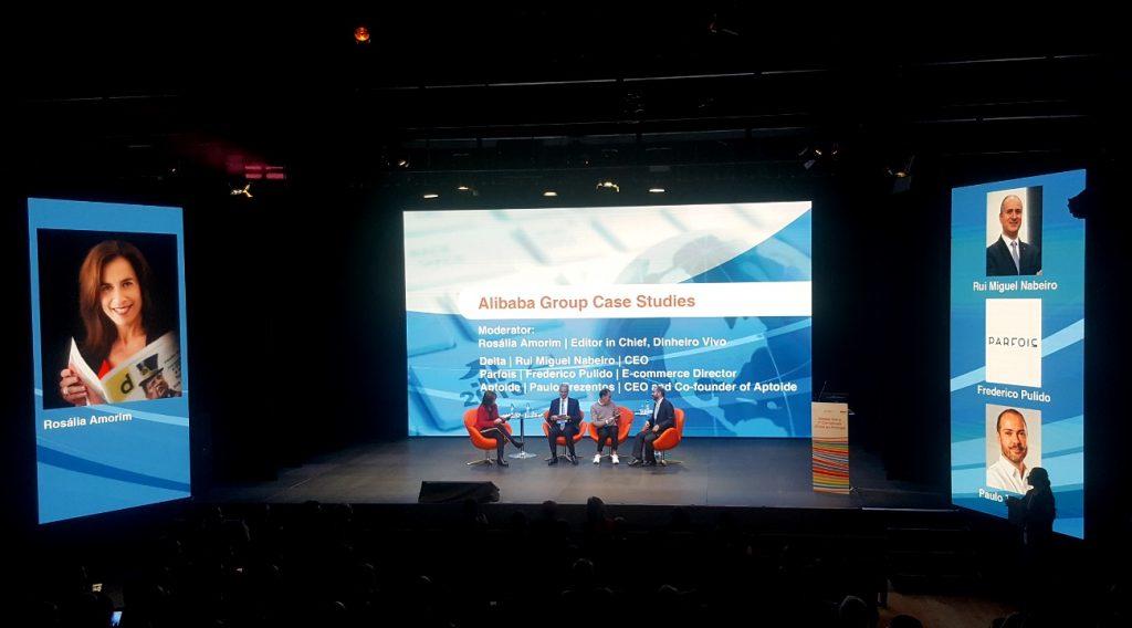 Alibaba Group desafia empresas em Portugal a aproveitar oportunidades na China