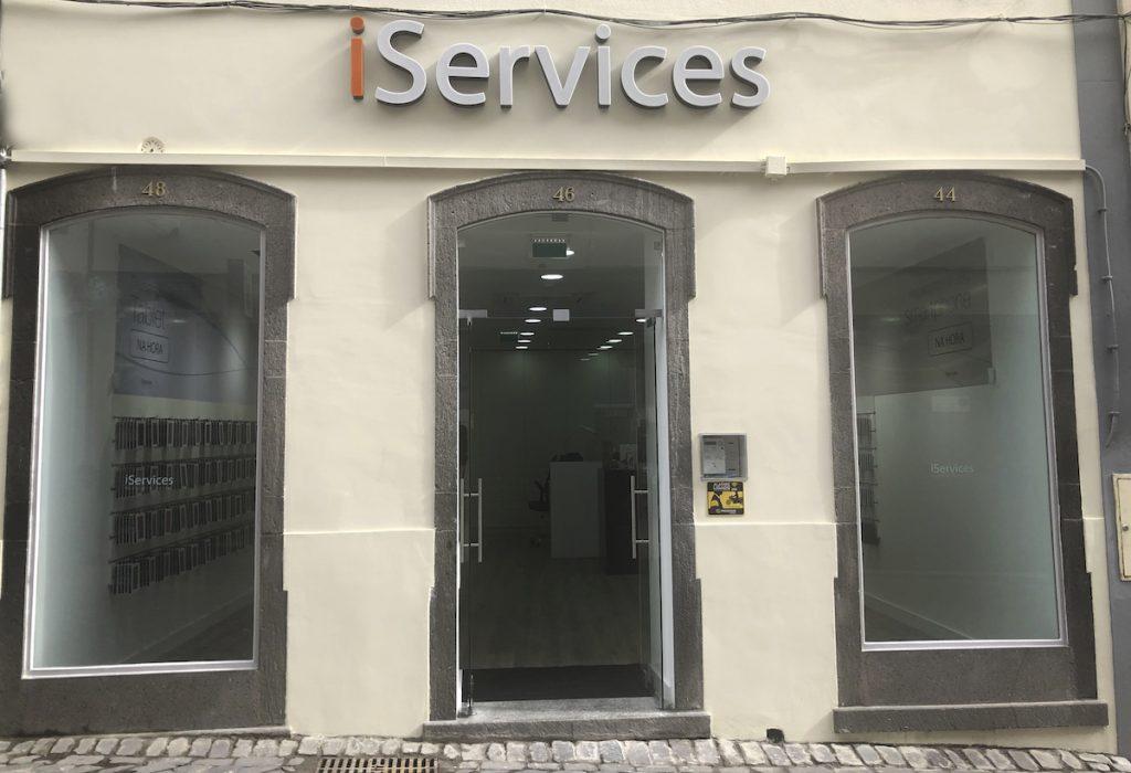 iServices inaugura o seu espaço no Funchal